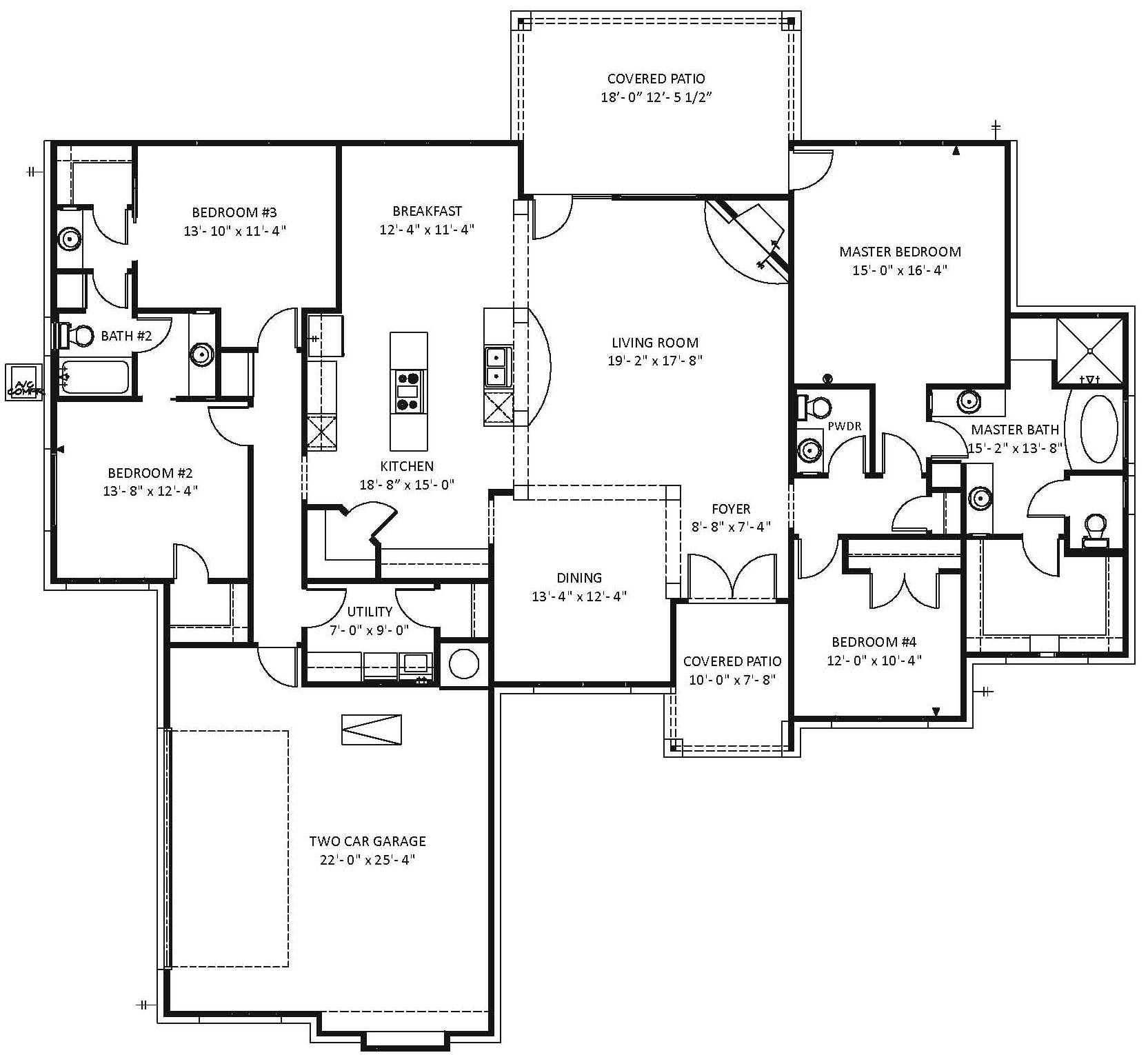 Mike haberstroh general contracting homes for sale Customize floor plans